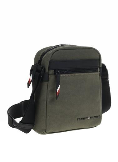Tommy Hilfiger Messenger / Askılı Çanta Yeşil